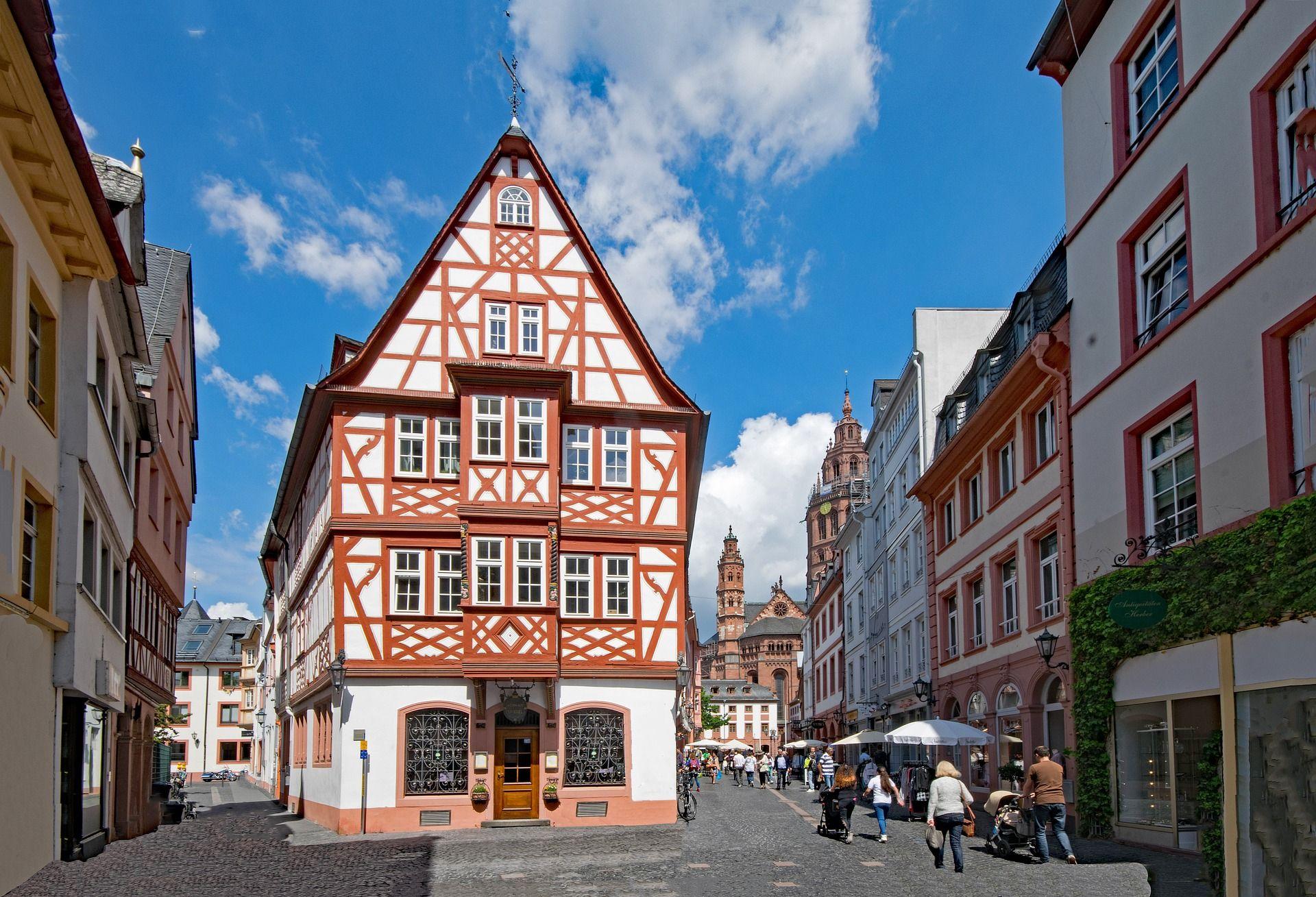 Modellprojekt: Autofreie Bereiche in der Mainzer Innenstadt